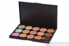 Палетка корректоров/консилеров MAC Professional Makeup (15 цветов) Z15-01