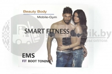 Миостимулятор массажер Smart Fitness Ems Fit Boot Toning
