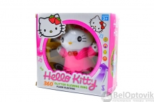 Hello Kitty Glitter Slewing Ring 360°