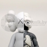 Kaws Dissected Gray Игрушка 40 см