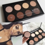 Палетка для контуринга Nyx Highlight & Contour Pro Palette