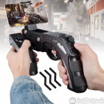 Беспроводной геймпад iPega PG-9057 Bluetooth PC/Android/IOS Phantom Shox Blaster Gun